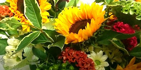 Unwind with Flowers 'AUTUMN DELIGHT' tickets