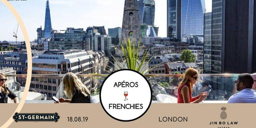 Apéros Frenchies London - Sunday on a rooftop!