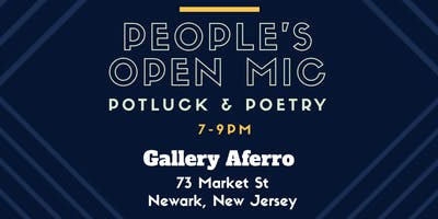 People's Open Mic (Potluck & Poetry)