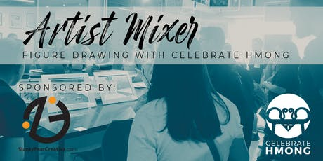Artist Mixer: Figure Drawing with Celebrate Hmong tickets