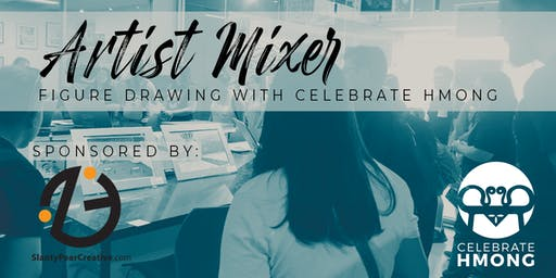 Artist Mixer: Figure Drawing with Celebrate Hmong