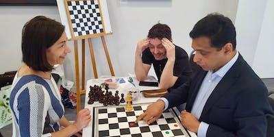 Teaching Mathematics through Chess - Stockholm