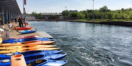 Intermediate Kayak Lesson tickets