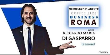 """""""TRAINING"""" del Diamante RICCARDO DI GASPARRO presso il CJM della CAPITALE tickets"""