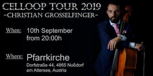 Nußdorf Celloop Tour 2019 - Christian Grosselfinger