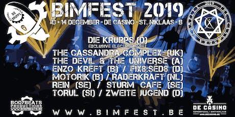 BIMFEST 2019 tickets