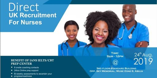 DIRECT UK RECRUITMENT FOR NURSES
