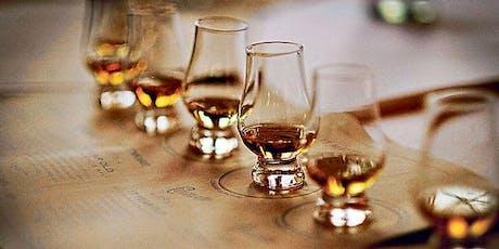 Whiskyproeverij 6 november tickets