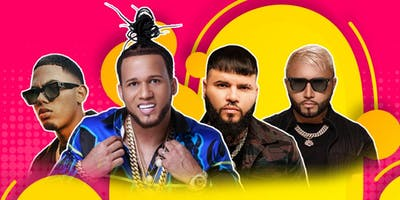 Alex sensation presents El Alfa, Farruko,Myke Tow