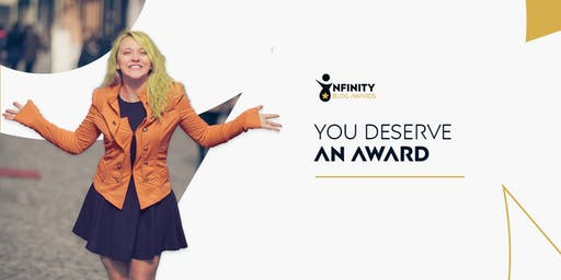 Infinity Blog Awards Workshop + Ceremony