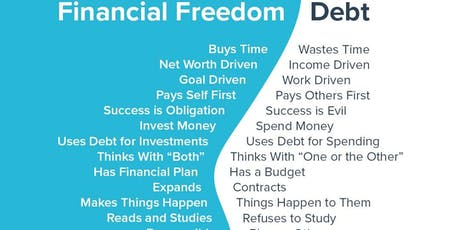 Financial Freedom - Free Workshop at Mississauga on 31st Aug tickets