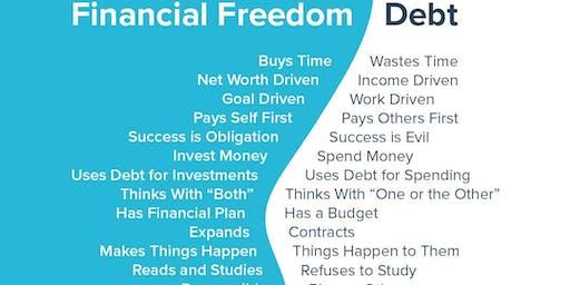 Financial Freedom - Free Workshop at Brampton on 31st Aug
