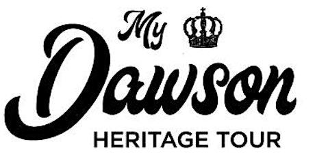 My Dawson Heritage Tour (5 January 2020) tickets