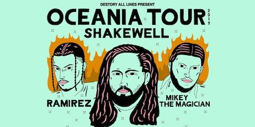 Shakewell - Brisbane