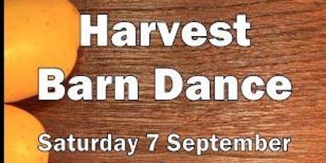 Harvest Barn Dance tickets
