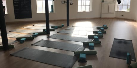 Winter Warriors Two Hour Yoga Practice with Victoria Louise tickets