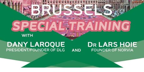 KICK-OFF meeting 15 September BRUSSELS tickets