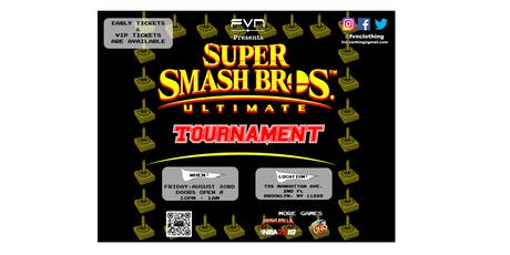 FVN Smash Brothers Ultimate Tournament tickets
