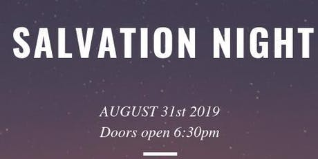 Salvation Night: West Bromwich  tickets