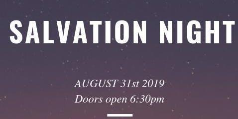 Salvation Night: West Bromwich
