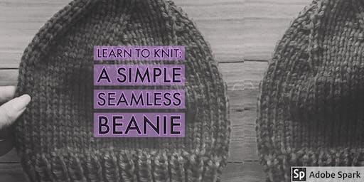 Simple Seamless Beanies