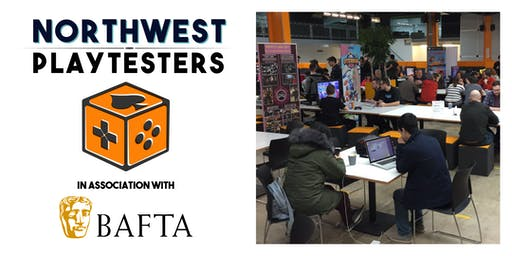 Playtesting at The Sharp Project in association with BAFTA