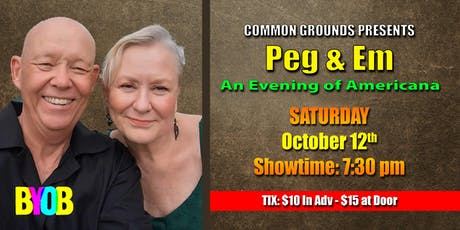 An Americana Event: Peg and Em tickets