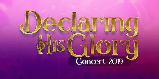 Declaring His Glory Concert
