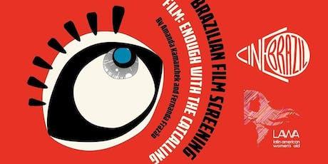 Cine Brazil present: Enough With Catcalling (Chega de Fiu-Fiu) tickets