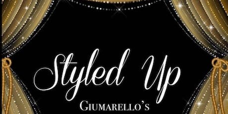 Styled Up at Giumarello's tickets
