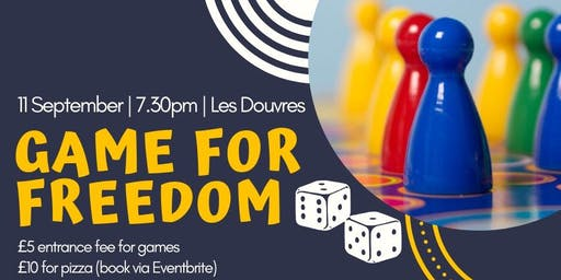 Game For Freedom
