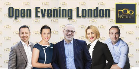 OPEN EVENING LONDON 08/09/2019 tickets