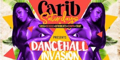 Carib Saturdays Dancehall Invasion @ SOB's