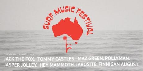 Surf Music Festival tickets