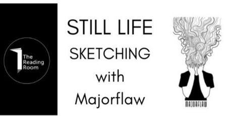 Still Life Drawing With Major Flaw tickets