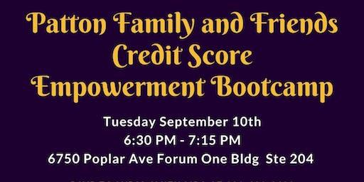 Free Credit Empowerment Bootcamp