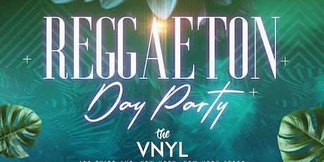 Reggaeton Day Party  tickets