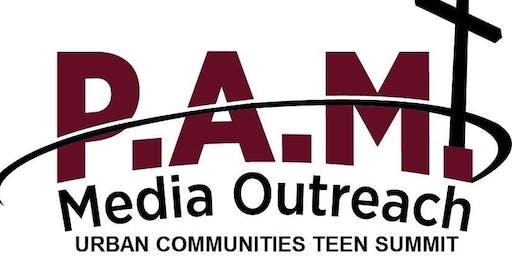P.A.M. Media Outreach First Annual Fundraiser -  La Hacienda de Los Barrios