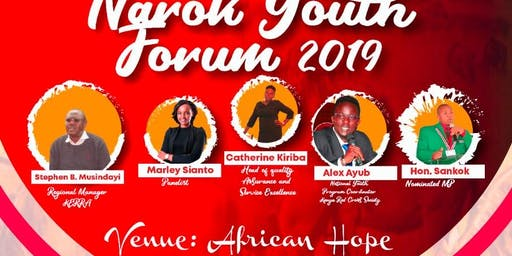 Narok Youth Forum