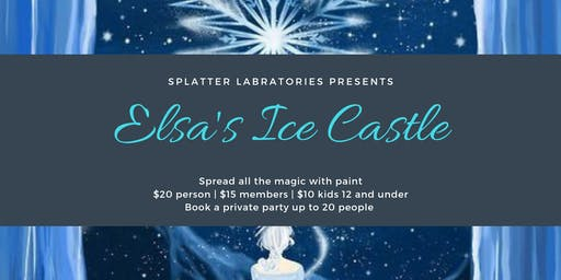 Splatter Labratories: Elsa's Castle