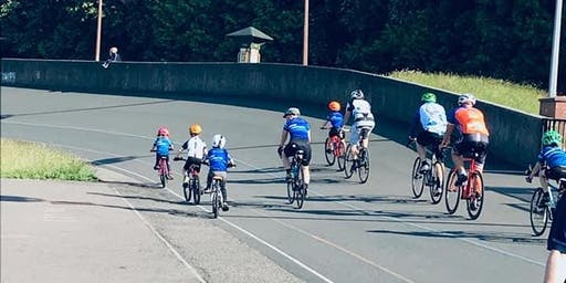Family Friday - Maindy Training Session - £4 per rider for 1 hour - £6 for 2 hours.