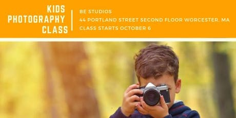 Photojournalism for Kids tickets