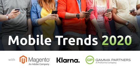 Mobile Trends 2020 tickets