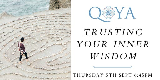 QOYA Dance/Yoga/Sensual Movement-Trusting Your Inner Wisdom