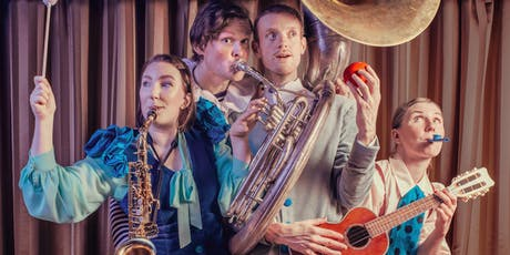 WhirlyGig by Red Bridge Arts and Catherine Wheels tickets