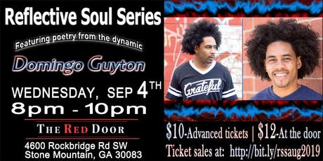 Reflective Soul Series feat Domingo Guyton tickets