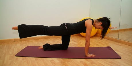 Tuesday Beginner Pilates 10 Week Course Ballymote 6.30pm tickets