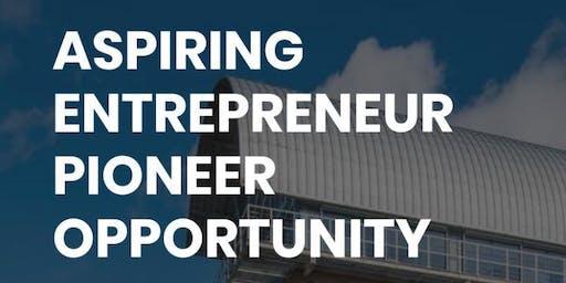 Aspiring Entrepreneur Pioneer Opportunity - London Event