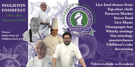 FoodFest@Ingliston tickets