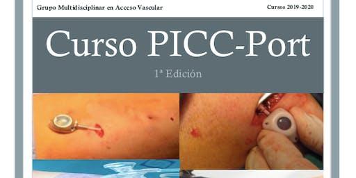 Curso  de inserción y gestión de l catéter PICC-port